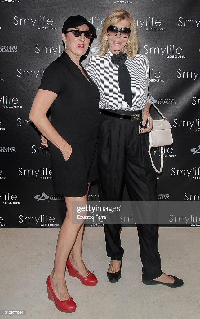 Actress And Fernandez Rossy De Bibiana Attends Palma Smylife cR3L5A4jq