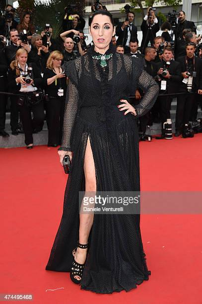 Actress Rossy de Palma attends the Macbeth Premiere during the 68th annual Cannes Film Festival on May 23 2015 in Cannes France
