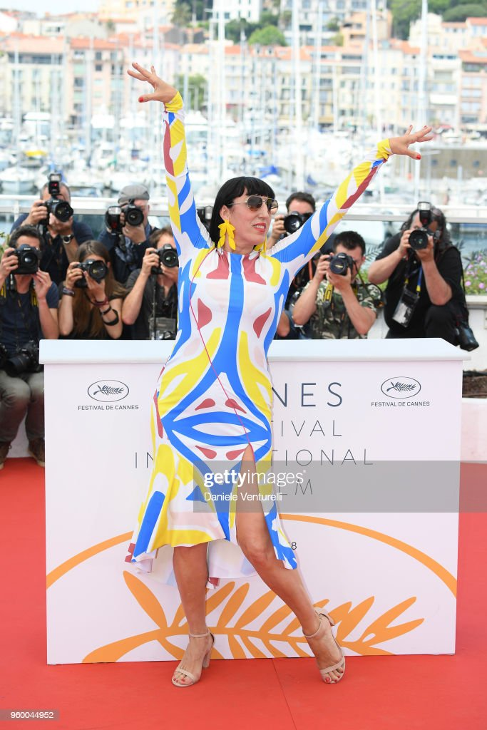 Actress Rossy de Palma attends the photocall for the 'The Man Who Killed Don Quixote' during the 71st annual Cannes Film Festival at Palais des Festivals on May 19, 2018 in Cannes, France.