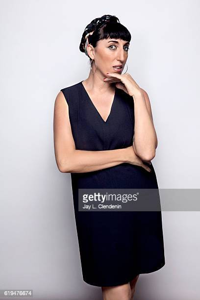 Actress Rossy de Palma from the film Julieta poses for a portraits at the Toronto International Film Festival for Los Angeles Times on September 10...