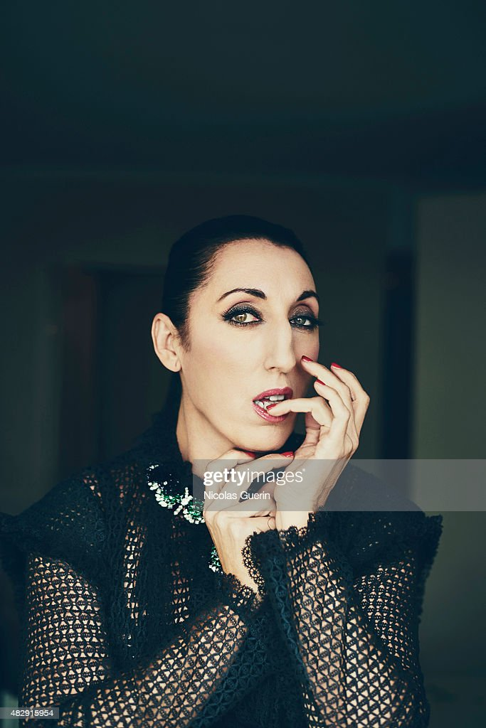 Actress Rossy de Palma is photographed on May 23, 2015 in Cannes, France.