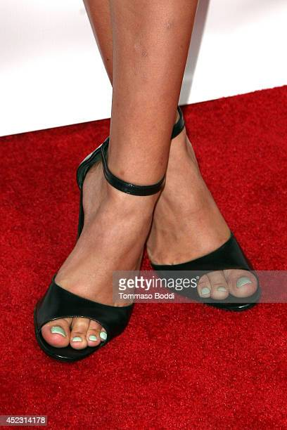 Actress Rowan Blanchard attends the 'Once' Los Angeles opening night held at the Pantages Theatre on July 17 2014 in Hollywood California