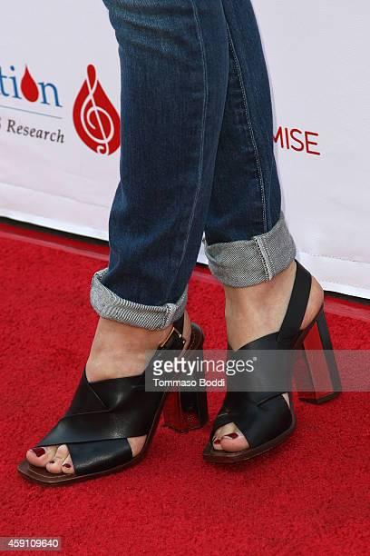 Actress Rowan Blanchard attends the TJ Martell Foundation Family Day held at CBS Studios Radford on November 16 2014 in Studio City California