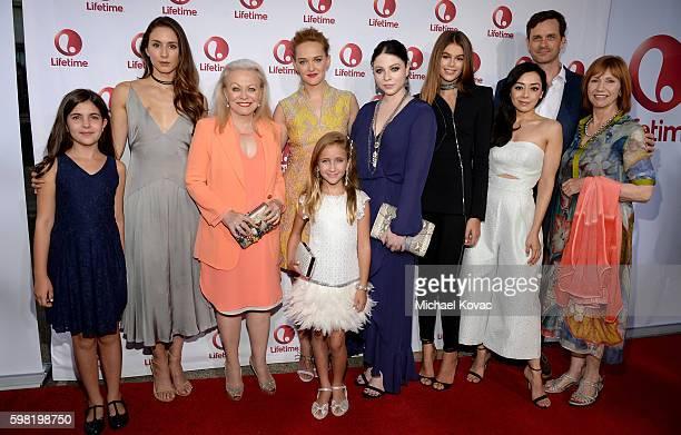 Actress Roxie Hanish actress Troian Bellisario actress Jacki Weaver actress Jess Weixler actress Ava Kolker actress Michelle Trachtenberg actress...
