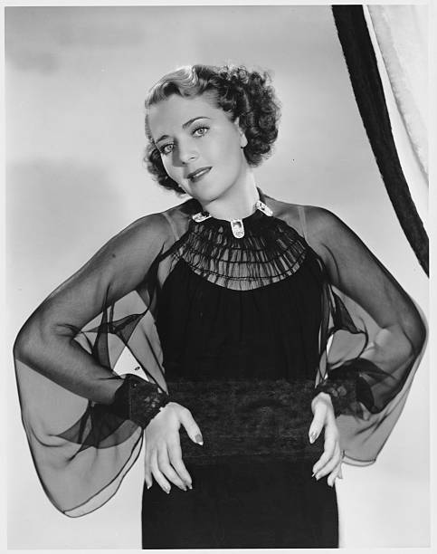 actress-ruby-keeler-picture-id526861098?