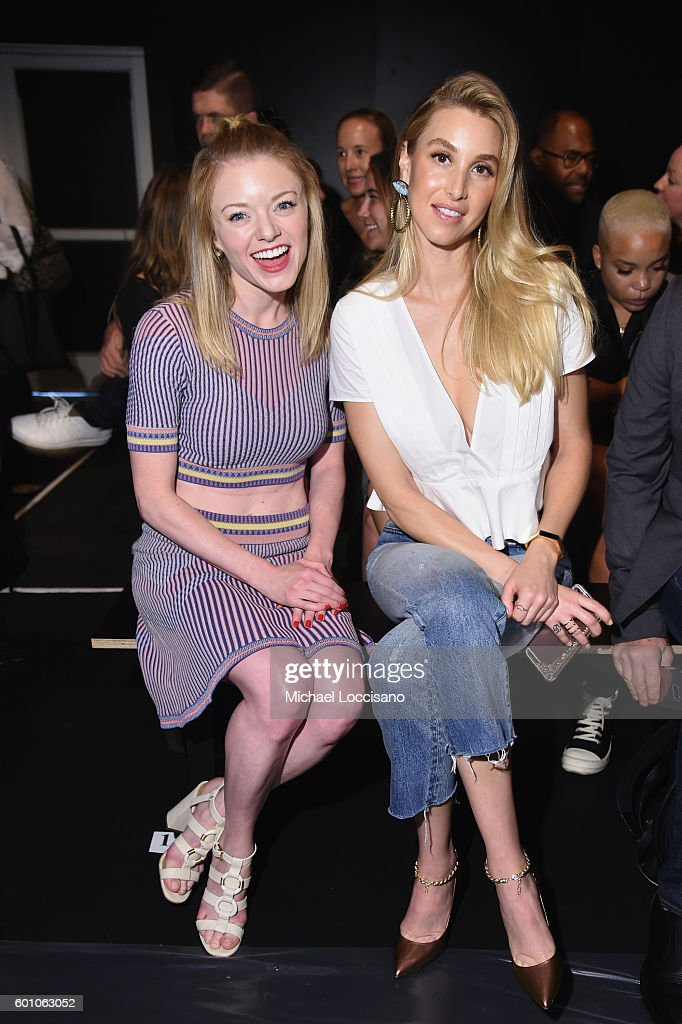 Oday Shakar - Front Row - September 2016 - New York Fashion Week: The Shows