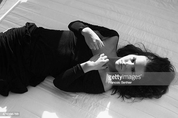 Actress Ruby OFee is photographed for Self Assignment on February 10 2015 in Berlin Germany
