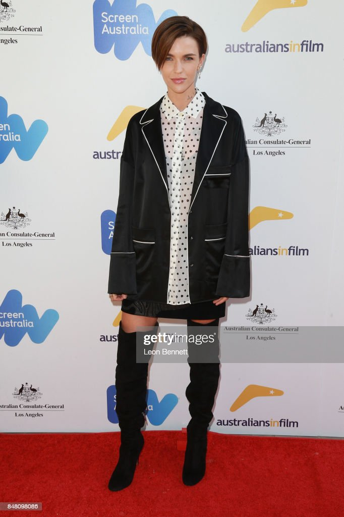 The 2017 Australian Emmy Nominee Sunset Reception