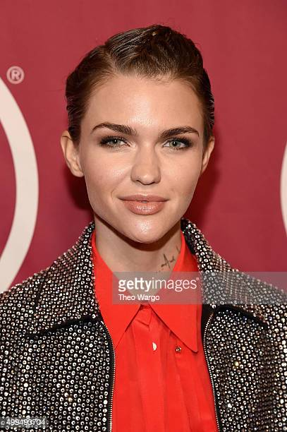 Actress Ruby Rose attends the ONE Campaign and 's It Always Seems Impossible Until It Is Done 10th anniversary celebration at Carnegie Hall on...