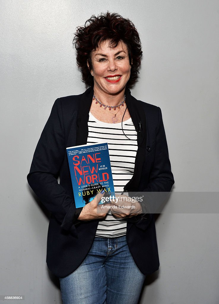 Live Talks Los Angeles Presents Ruby Wax In Conversation With Carrie Fisher