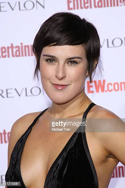 Actress Rumer Willis arrives at the Entertainment Weekly's 5th Annual Pre-Emmy Party at Opera and Crimson on September 15, 2007 in Hollywood,...
