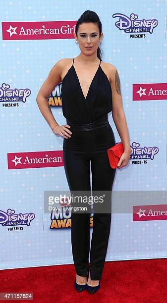 Actress Rumer Willis attends the 2015 Radio Disney Music Awards at Nokia Theatre LA Live on April 25 2015 in Los Angeles California
