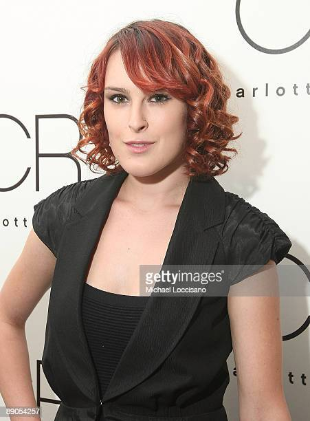 Actress Rumer Willis attends the Charlotte Russe Fall 2009 launch event at Openhouse Gallery on July 15 2009 in New York City
