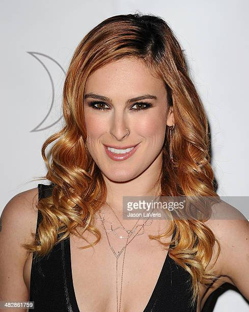 Actress Rumer Willis attends the launch of 'The Clothing Coven' at Elodie K on April 4 2014 in West Hollywood California