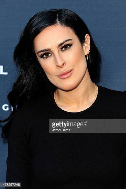 Actress Rumer Willis attends the Premiere Of A24 Films 'Amy' at ArcLight Cinemas on June 25 2015 in Hollywood California