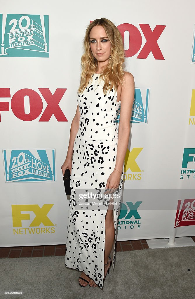 Actress Ruta Gedmintas attends the 20th Century Fox party during Comic-Con International 2015 at Andaz Hotel on July 10, 2015 in San Diego, California.