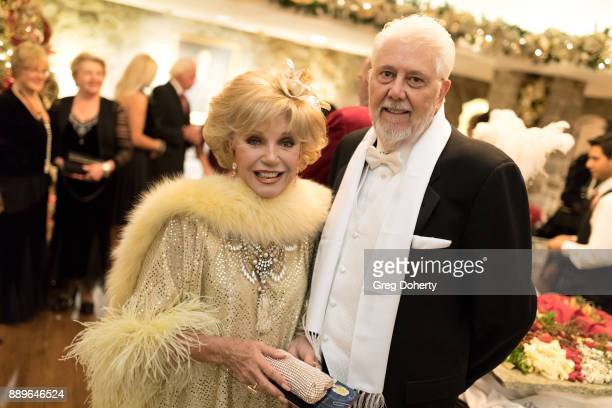 Actress Ruta Lee and Larry Wolfe attend The Thalians Hollywood for Mental Health Holiday Party 2017 at the Bel Air Country Club on December 09 2017...