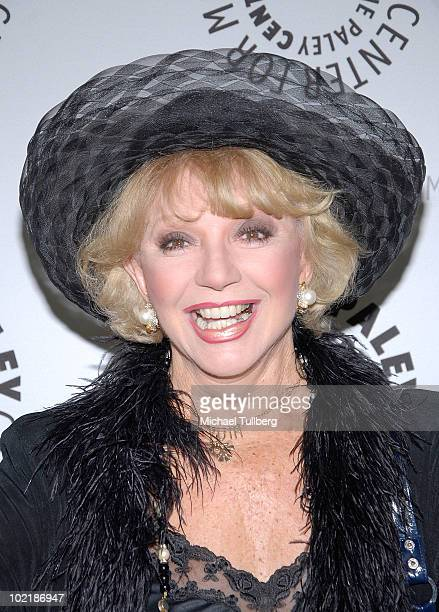 Actress Ruta Lee arrives at 'PaleyFest Rewind 2010 Presents Rona Barrett Nothing But The Truth' held at the Paley Center for Media on June 17 2010 in...