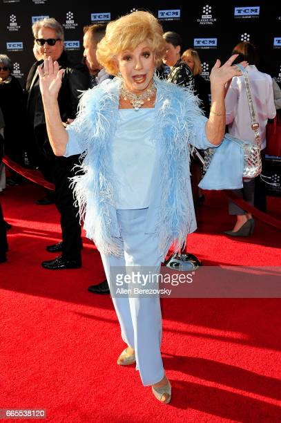 Actress Ruta Lee attends 2017 TCM Classic Film Festival's opening night gala and 50th anniversary screening of In The Heat Of The Night at TCL...