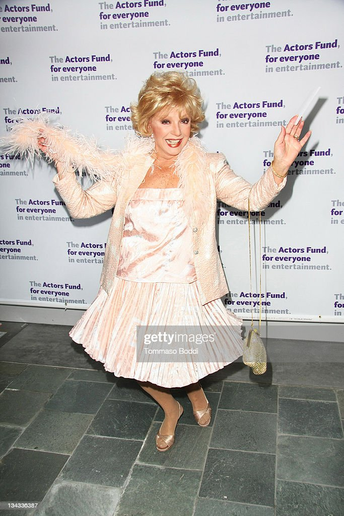 Actress Ruta Lee attends the Actors' Fund's 15th annual Tony Awards party held at the Skirball Cultural Center on June 12, 2011 in Los Angeles, California.