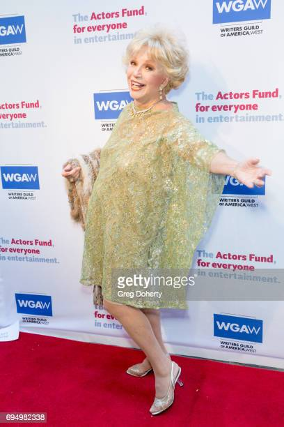 Actress Ruta Lee attends the Actors Fund's 21st Annual Tony Awards Viewing Party at Skirball Cultural Center on June 11 2017 in Los Angeles California