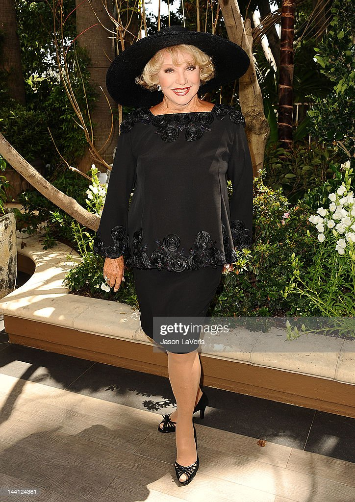Actress Ruta Lee attends the Associates For Breast And Prostate Cancer Studies' Mother's Day luncheon at Four Seasons Hotel Los Angeles at Beverly Hills on May 9, 2012 in Beverly Hills, California.