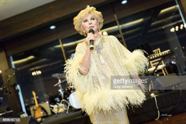 Actress Ruta Lee attends The Thalians Hollywood for Mental Health Holiday Party 2017 at the Bel Air Country Club on December 09 2017 in Bel Air...