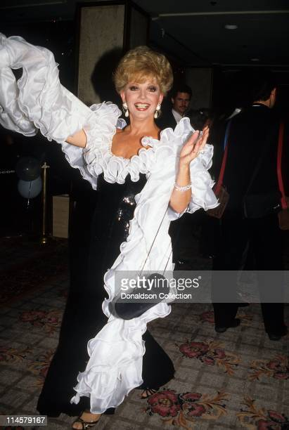 Actress Ruta Lee poses for a portrait in October 1987 in Los Angeles California