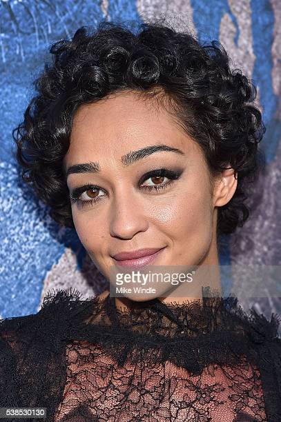 Actress Ruth Negga attends the premiere of Universal Pictures' Warcraft at TCL Chinese Theatre IMAX on June 6 2016 in Hollywood California