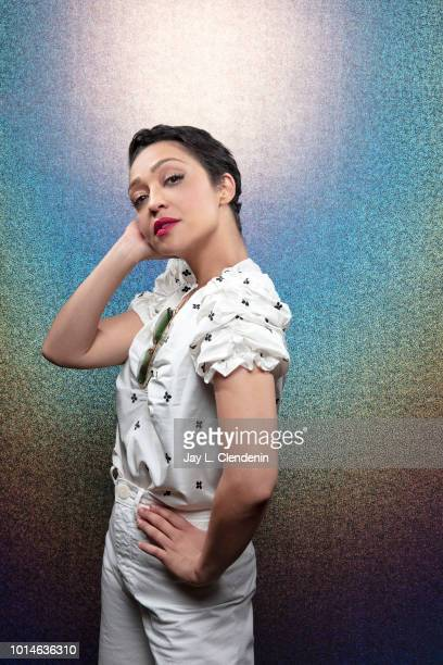 Actress Ruth Negga from 'Preacher' is photographed for Los Angeles Times on July 20 2018 in San Diego California PUBLISHED IMAGE CREDIT MUST READ Jay...