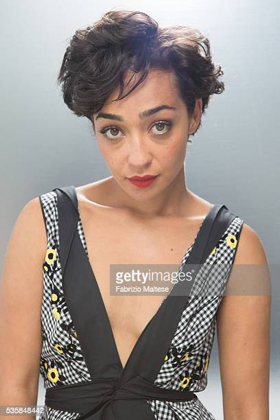 Actress Ruth Negga is photographed for The Hollywood Reporter on May 14 2016 in Cannes France