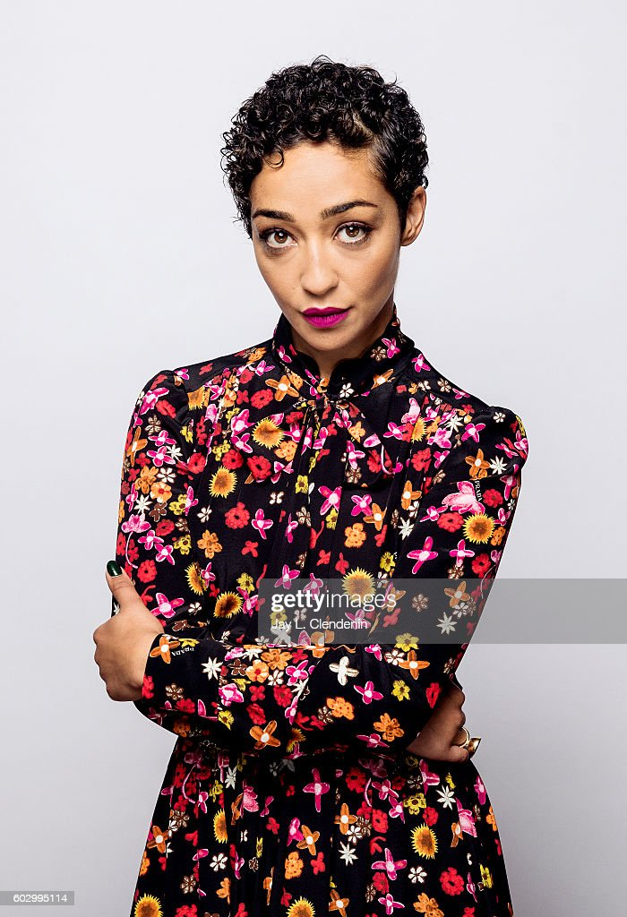 Actress Ruth Negga of 'Loving' poses for a portraits at the Toronto International Film Festival for Los Angeles Times on September 10, 2016 in Toronto, Ontario.