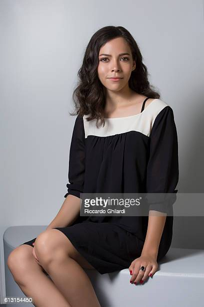 Actress Ruth Ramos is photographed for Self Assignment on September 4 2016 in Venice Italy