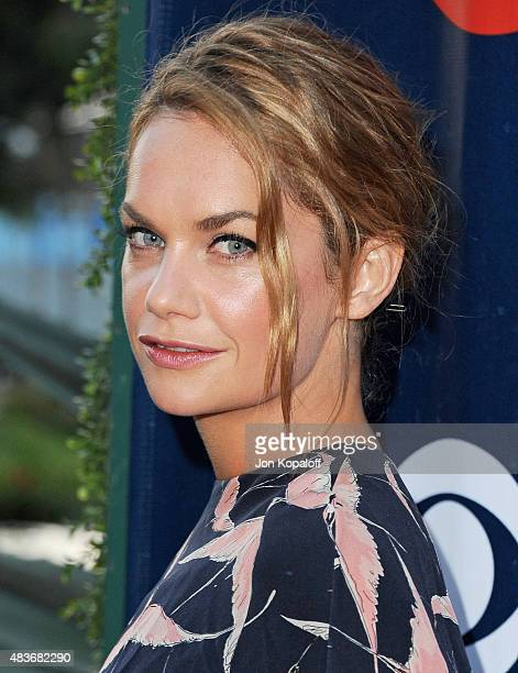 Actress Ruth Wilson arrives at CBS, CW And Showtime 2015 Summer TCA Party at Pacific Design Center on August 10, 2015 in West Hollywood, California.