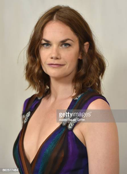 Actress Ruth Wilson arrives at Hammer Museum Gala in the Garden on October 14, 2017 in Westwood, California.