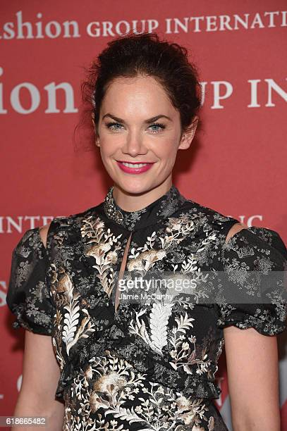 Actress Ruth Wilson attends 2016 Fashion Group International Night Of Stars Gala at Cipriani Wall Street on October 27 2016 in New York City