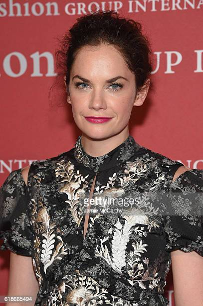 Actress Ruth Wilson attends 2016 Fashion Group International Night Of Stars Gala at Cipriani Wall Street on October 27, 2016 in New York City.