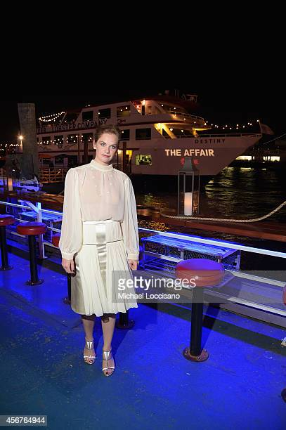 Actress Ruth Wilson attends premiere of SHOWTIME drama 'The Affair' held at North River Lobster Company on October 6 2014 in New York City