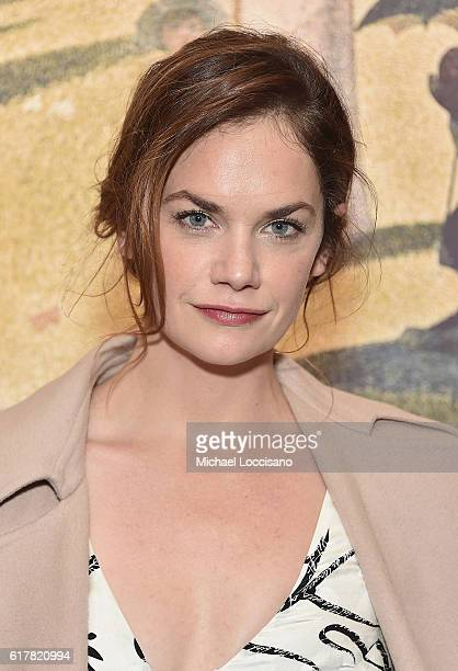 Actress Ruth Wilson attends the 2016 New York City Center Gala at New York City Center on October 24, 2016 in New York City.