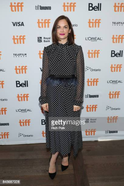 Actress Ruth Wilson attends The 2017 Rising Stars Power Break Lunch At The 2017 Toronto International Film Festival at Ricarda's Restaurant on...