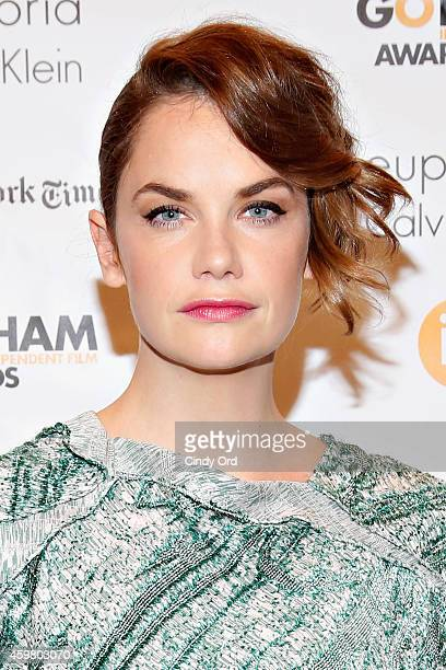 Actress Ruth Wilson attends the 24th Annual Gotham Independent Film Awards at Cipriani Wall Street on December 1 2014 in New York City