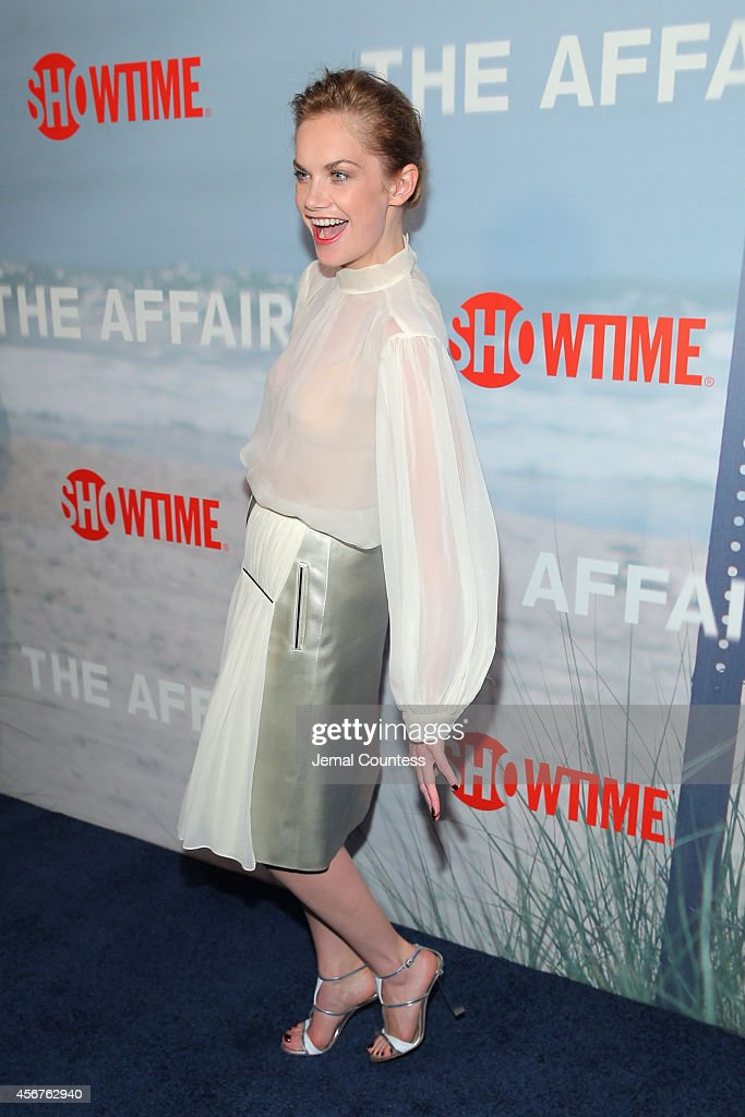 """The Affair"" New York Series Premiere : News Photo"