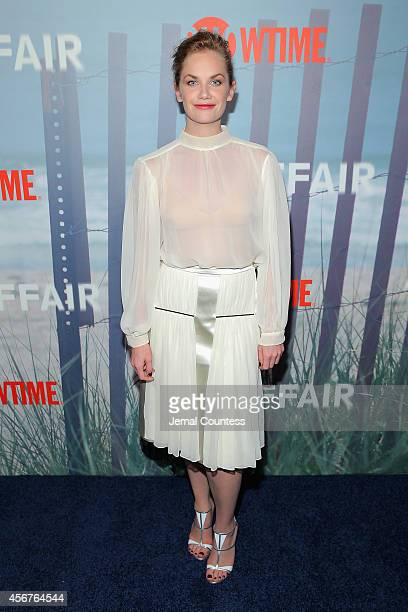 Actress Ruth Wilson attends The Affair New York series premiere on October 6 2014 in New York City