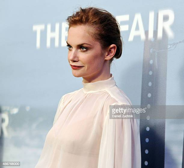 Actress Ruth Wilson attends 'The Affair' New York Series Premiere on October 6, 2014 in New York City.