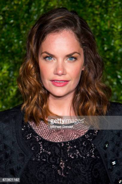 Actress Ruth Wilson attends the Chanel Artists Dinner during the 2017 Tribeca Film Festival on April 24, 2017 in New York City.