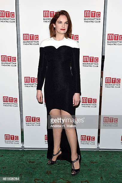 Actress Ruth Wilson attends the Constellations Broadway opening night after party at Urbo NYC on January 13 2015 in New York City