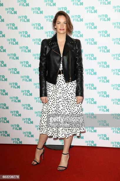 Actress Ruth Wilson attends the Into Film Awards on March 14 2017 in London United Kingdom