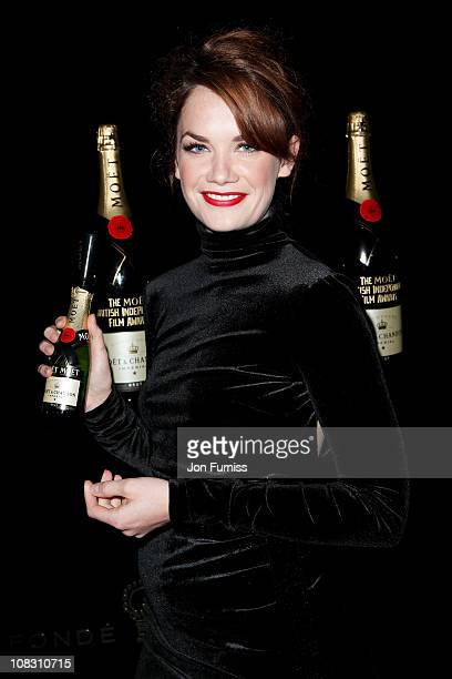 Actress Ruth Wilson attends the Moet British Independent Film Awards at Old Billingsgate Market on December 5 2010 in London England