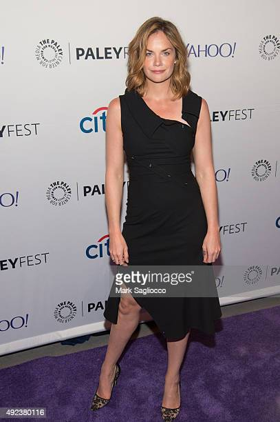 Actress Ruth Wilson attends the PaleyFest New York 2015 screening of 'The Affair' at The Paley Center for Media on October 12 2015 in New York City