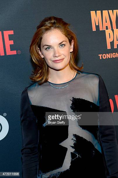 Actress Ruth Wilson attends the SHOWTIME And HBO VIP PreFight Party for Mayweather VS Pacquiao at MGM Grand Hotel Casino on May 2 2015 in Las Vegas...